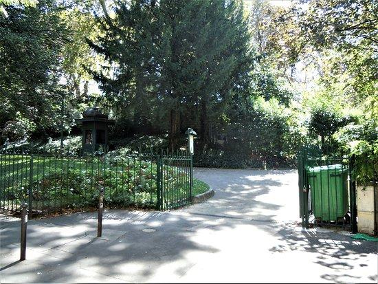 Jardin Samuel de Champlain