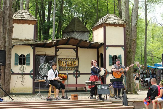 Rock Creek, OH: The Great Lakes Medieval Faire