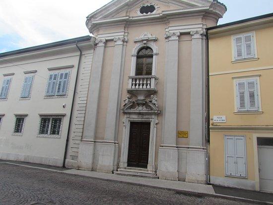 Gorizia, Italia: chiesa dell'esaltazione della croce