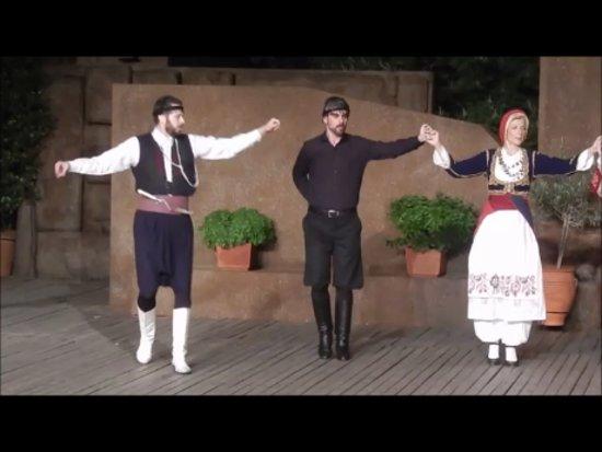 """Танцевальный Театр """"Дора Страту"""": Greek dance"""