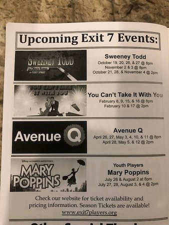 Ludlow, MA: Upcoming 2018 Events