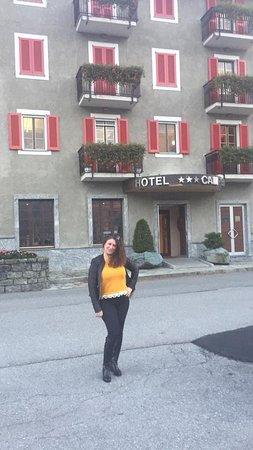Albosaggia, Italie : davanti hotel