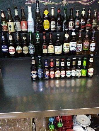 Bar La Capital: Cervezas!!