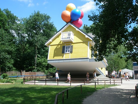 The Illusion Farm Amusement Park