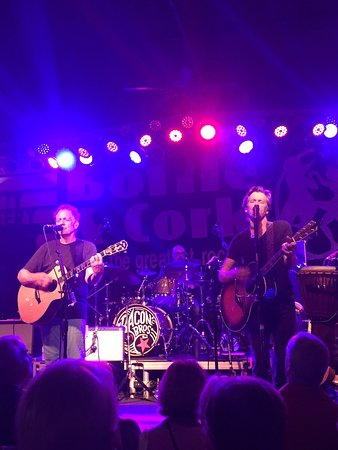 Bottle & Cork: Bacon Brothers Live