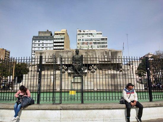 Mausoleo de Bernardino Rivadavia