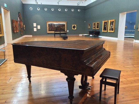 Art Gallery at Royal Park