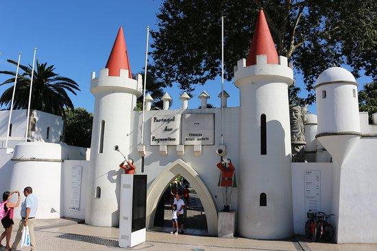 Portugal dos Pequenitos: Entrada