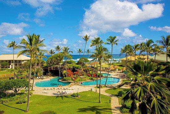 Aqua Kauai Beach Resort Exterior
