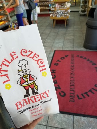 West, TX: Little Czech Bakery