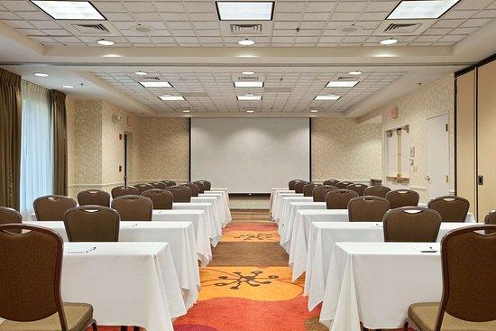 Hilton Garden Inn Hoffman Estates: Meeting Room