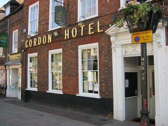 Gordon House Hotel: It looked good