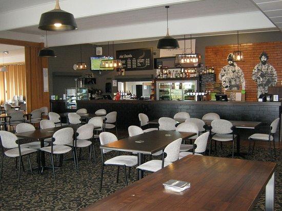 Mosgiel, Nuova Zelanda: Bar
