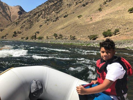 Salmon Raft照片