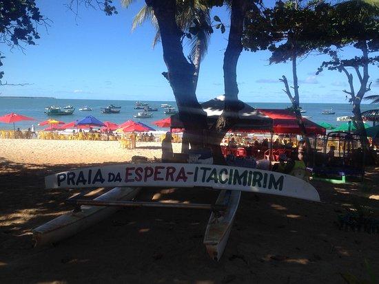 Itacimirim, BA: Praia da Espera