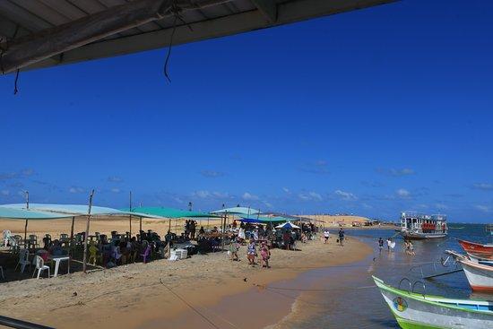 Piacabucu, AL: Feirinha nas dunas da foz