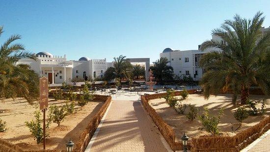 El Oued, Algerie: La Coupole Hôtel