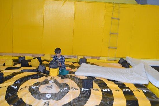Trampoline Center Jordan