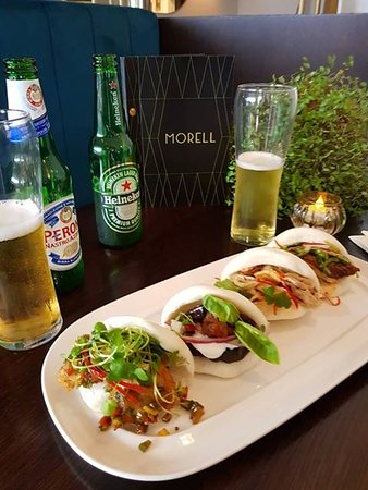 Remuera, Nova Zelândia: Introducing our $2 Bao during 'Contento Morell', Happy Hour 4-6pm Tuesday-Saturday