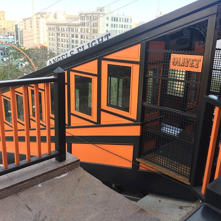 Angels Flight Railway: photo6.jpg