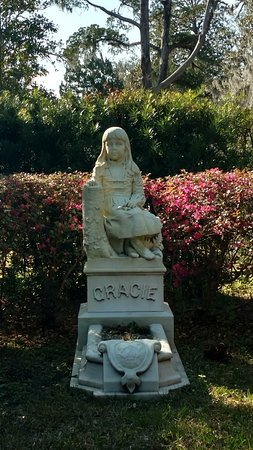 Bonaventure Cemetery: Little Gracie Watson
