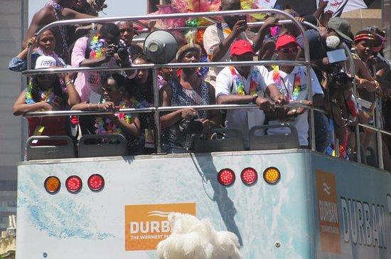 Tour della città di Durban