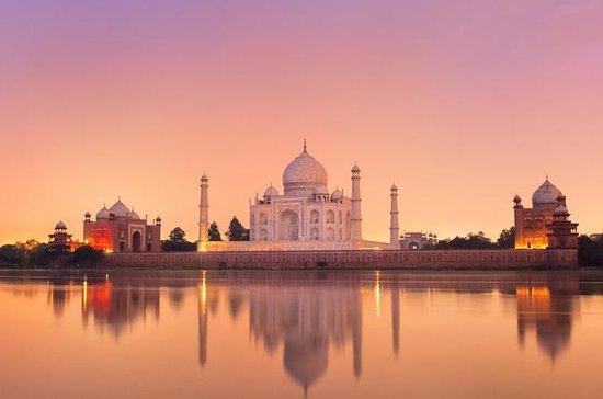 Agra y el Triángulo de Oro de Jaipur...