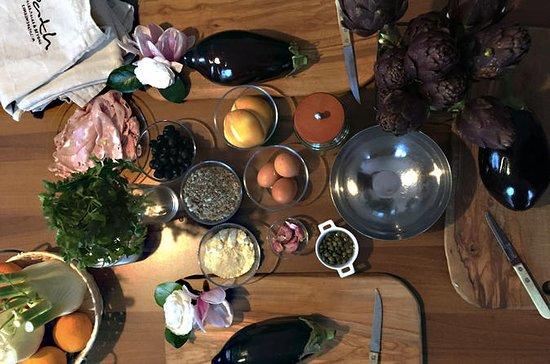 Lecce Cooking Class, tour de mercado
