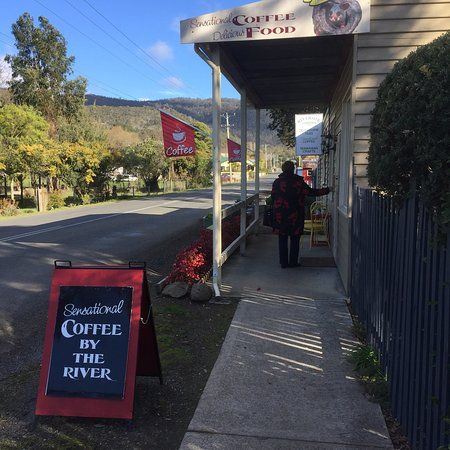 Westerway, ออสเตรเลีย: The Possum Shed