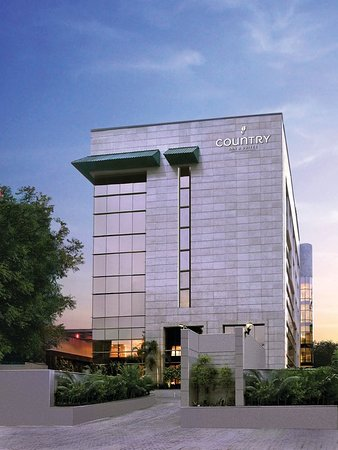 Country Inn & Suites by Radisson, Gurgaon Sector 12: Exterior