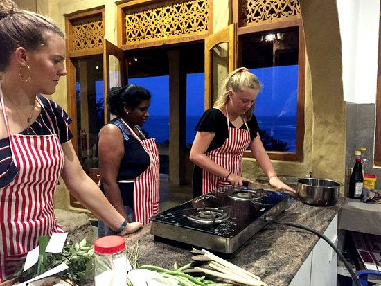 Cooking Class at Penthouse on the Rocks
