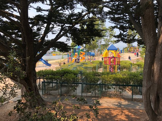 Dennis the Menace Park in Monterey, CA August 2018