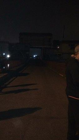 Vanino, Ρωσία: ожидание в порту возле парома