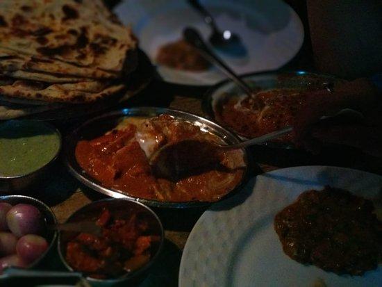 Machan Restaurant: Main Course