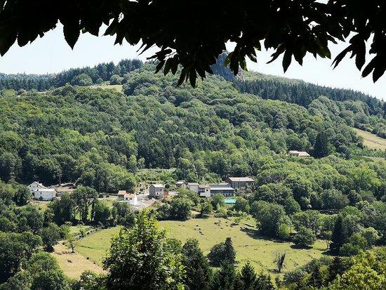 Lavoine, Frankrike: De l'autre côté de la vallée