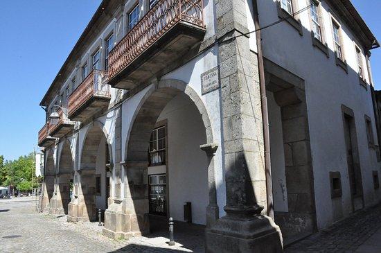 Casa dos Arcos.