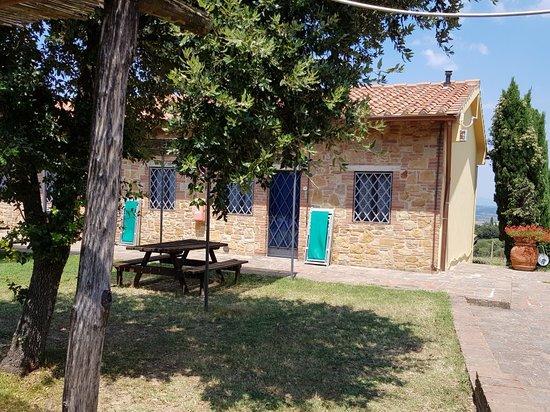 Castellare di Tonda Resort & Spa: Podere Castellare