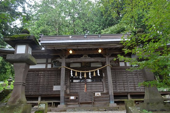 Wakamiya Hachiman Shrine