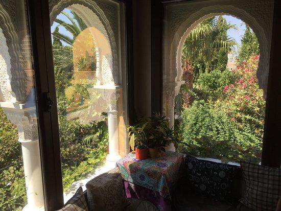 Rincón arabe - Picture of Jardin Botanico La Almunya del Sur, El ...