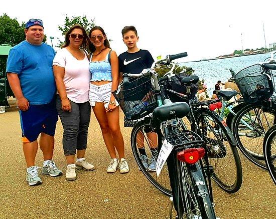 Copenhagen Bike tours
