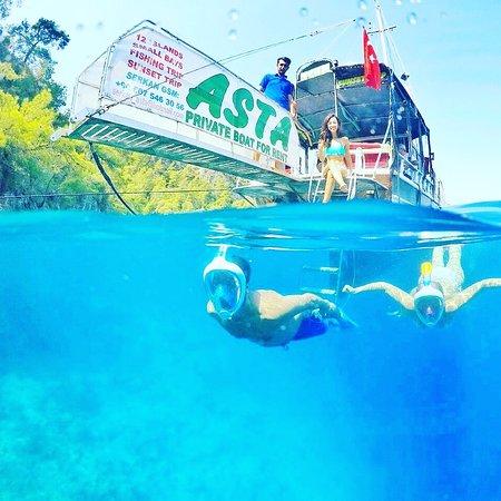 Asta Boat