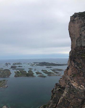 Glomfjord, Noruega: Rødøyløva