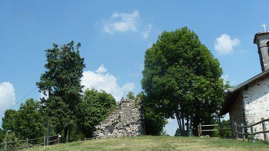 Briga Novarese, Italie : Vestigia di un'antica torre