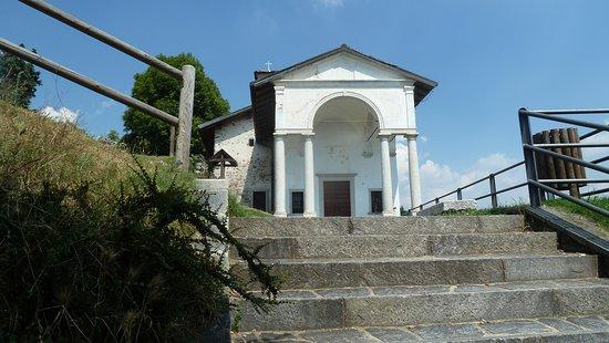 Briga Novarese, Italie : Chiesa di San Colombano