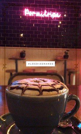 Los Dias Raros: Café