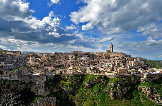 Sassi di Matera - World Heritage Site