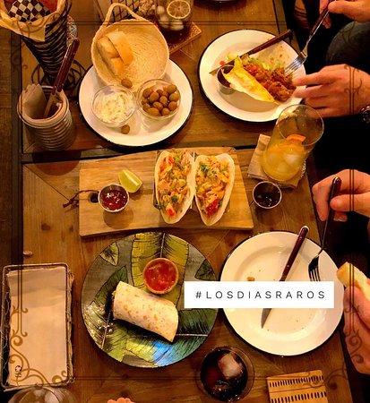 Los Dias Raros: #FoodPorn