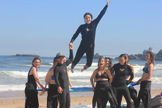 Ecole de Surf Eric Garry