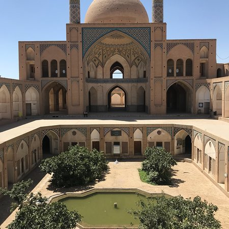 Restaurants in Kashan