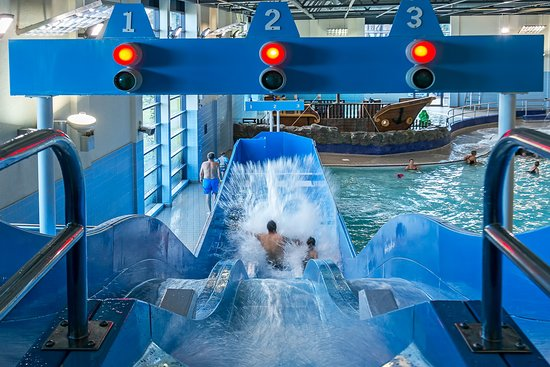 Waves Leisure Pool